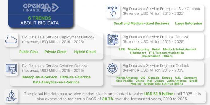 La BigData como servicio (BDaaS)