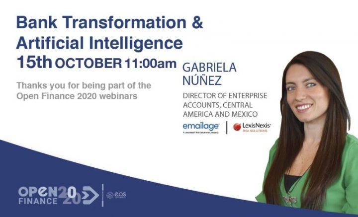 No te pierdas la participación de Gabriela Nuñez Daniel este jueves 15 de octubre