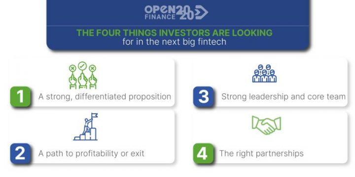 Las cuatro cosas que buscan los inversores