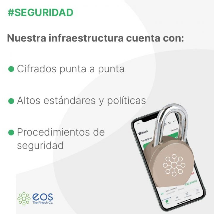Seguridad con Eos