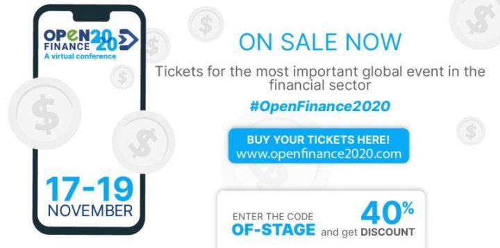 ¿Te vas a perder OpenFinance2020?