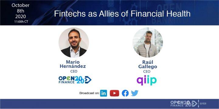 Fintechs como aliadas de la salud financiera