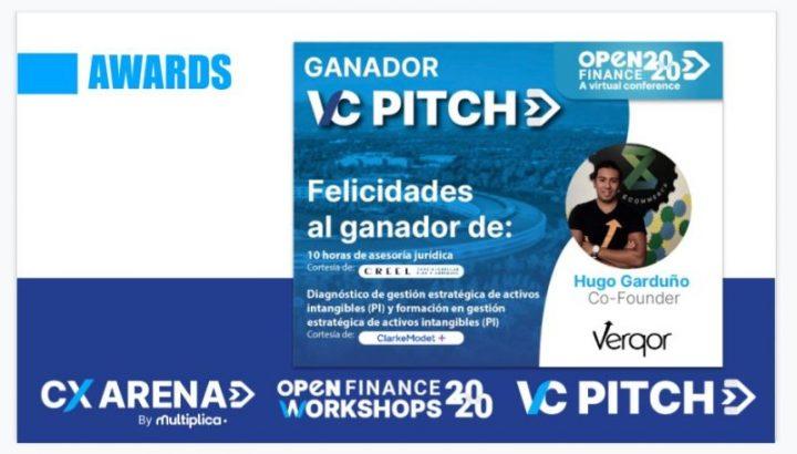 La Fintech ganadora del VC Pitch