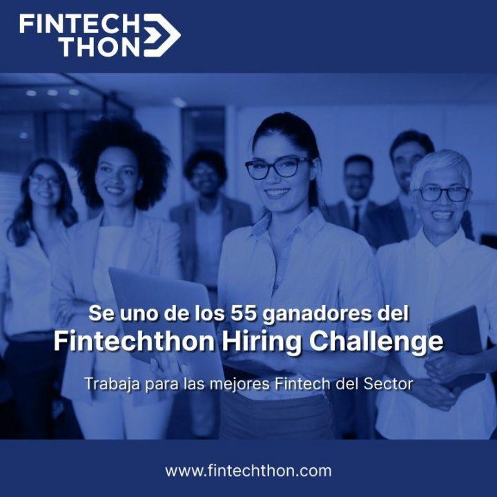 ¿Quieres laboral con las mejores Fintech del Sector?