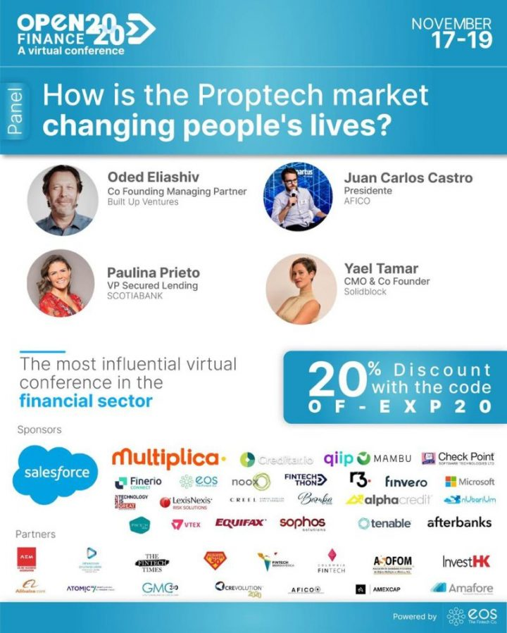 How is the Proptech market changing people's lives?