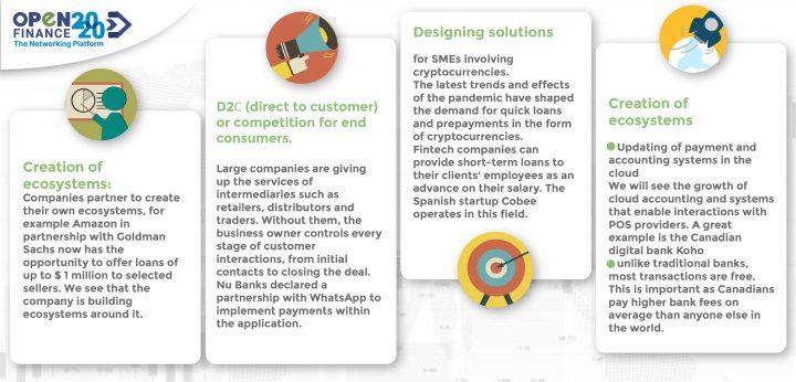 Grandes oportunidades que las empresas deben aprovechar para crecer y evolucionar.