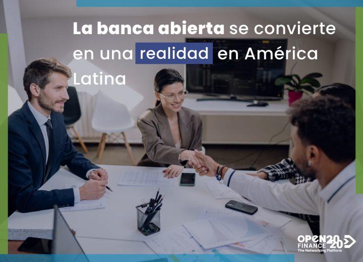 OPEN BANKING  EN LATAM