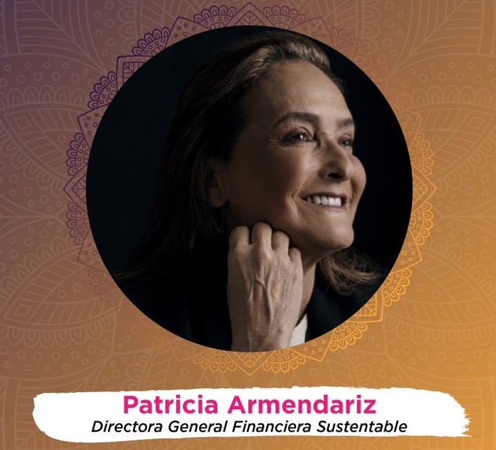 Patricia Armendariz will receive the 'Exceptional Women of Excellence' award