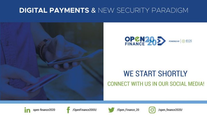 Watch our webinar Digital payments and new security paradigm again