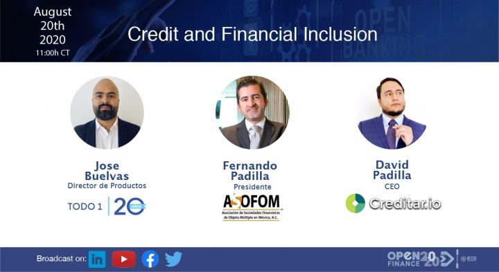 Credit and financial inclusion