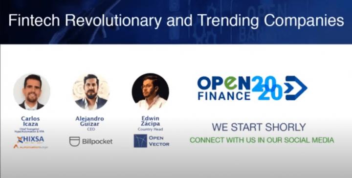 Fintechs, revolutionary and trending companies