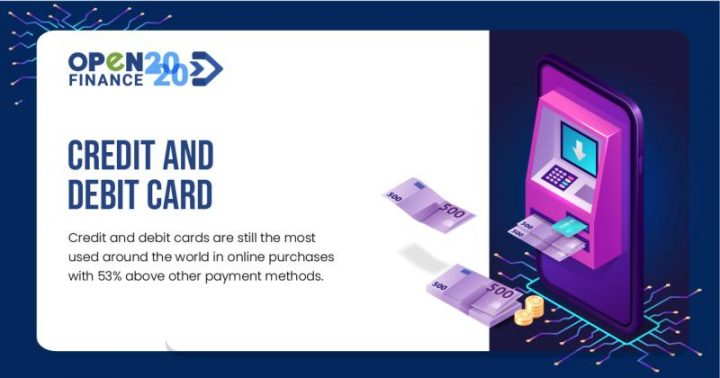 The use of cards exceeded payments in 2019