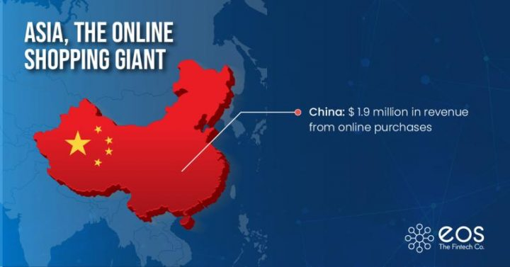 Asia the online shopping giant