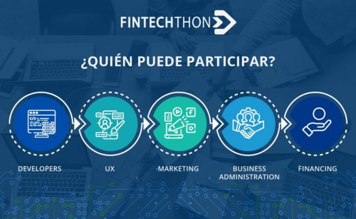 Who can participate? at the Fintechthon
