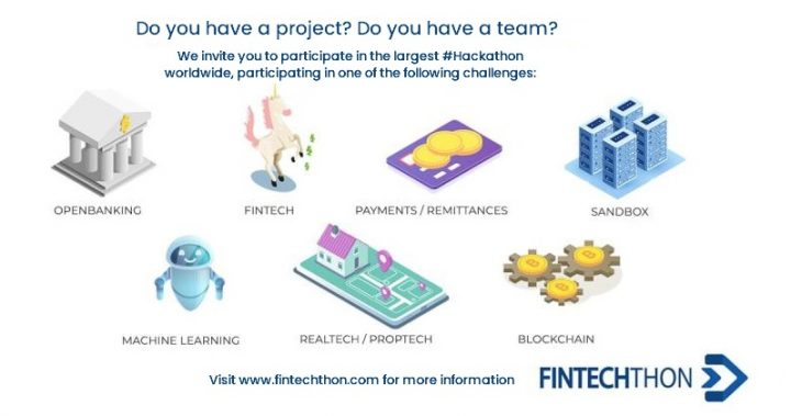 Apply your project in Fintechthon and discover its true potential