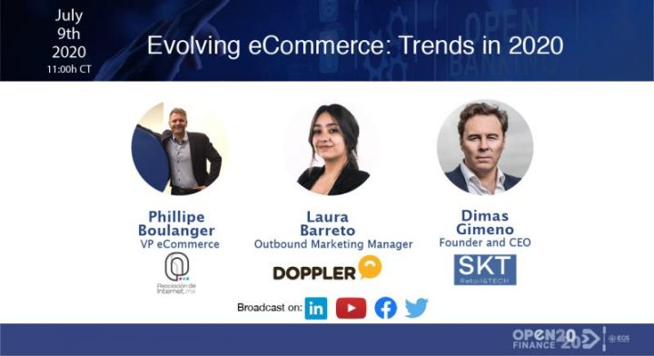Relive our webinar Evolving eCommerce: Trends in 2020