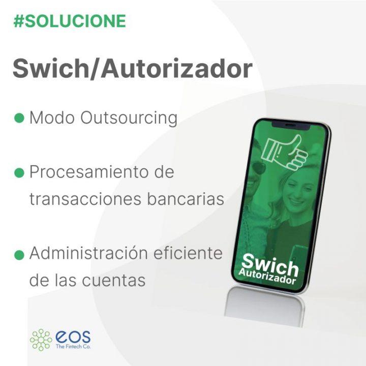 Eos Swich / Authorizer