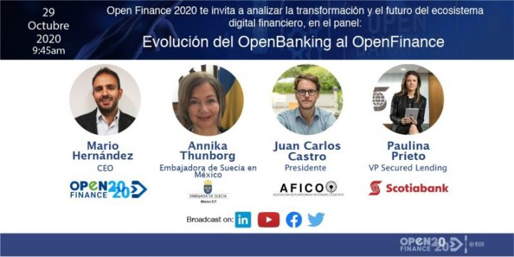 Evolution from Openbanking to OpenFinance