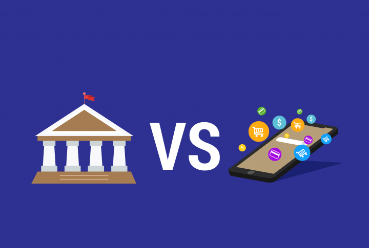 The challenge of banks in the face of fintech