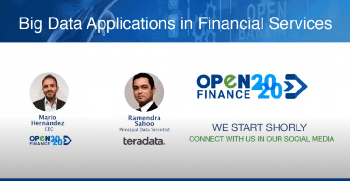 Big Data applications in financial services