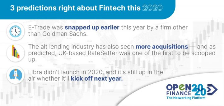Business Insider got 3 predictions right about Fintech this 2020.