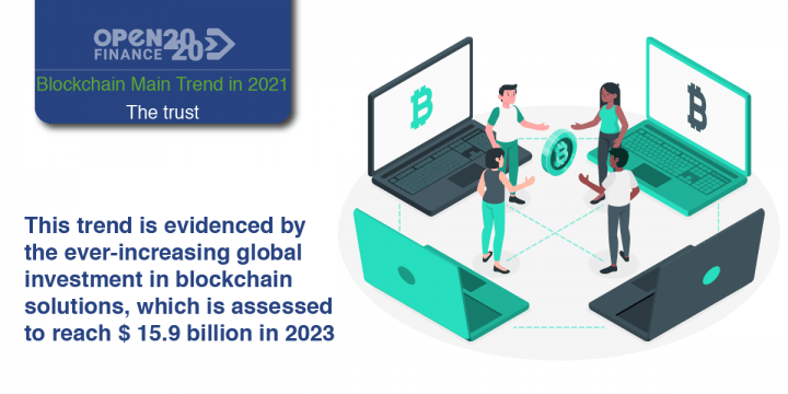 Blockchain Main Trend in 2021: The Trust