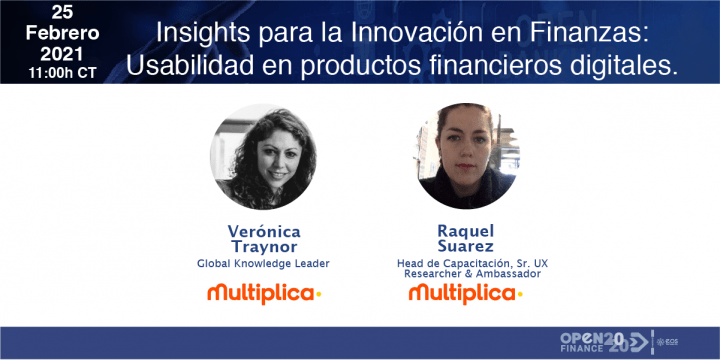 Insights for financial innovation: Usability in digital financial products