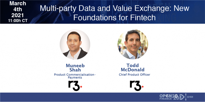 Multi-party Data and Value Exchange: New Foundations for Fintech