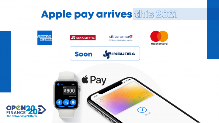 AmericanExpress and MasterCard are the first to accept Apple pay