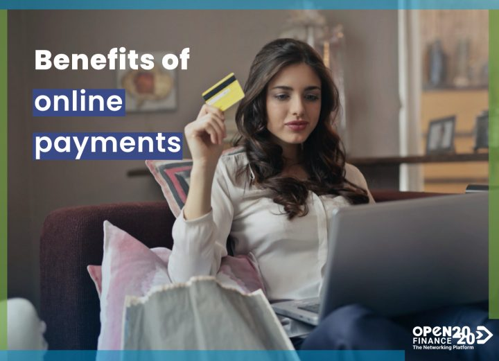 BENEFITS OF ONLINE PAYMENTS